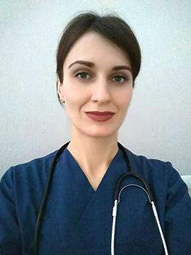 Загорная Екатерина Леонидовна